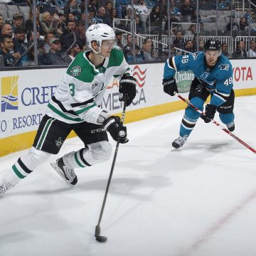 Point Shot: Elite defensemen face-off as Sharks meet Stars