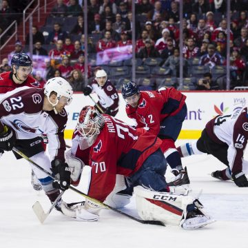 Point Shot: Caps vs Avs – A pair of effective but very different powerplays