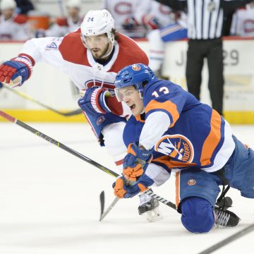 Contender Meets Pretender as Habs Face Isles