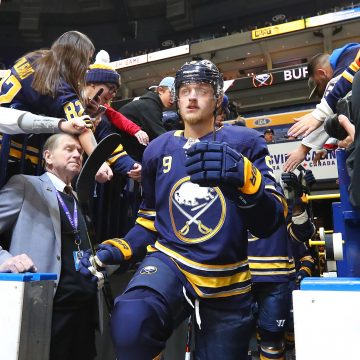 Sabres time is coming, it just isn't now