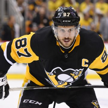 POINT SHOT: Milestone Night for Sidney Crosby