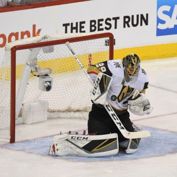 Blaming Marc-Andre Fleury right now is outrageous