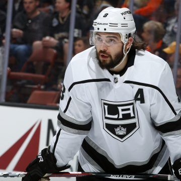 Doughty Embracing New Role On Kings Blueline