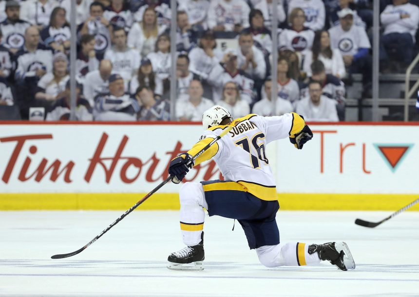 Point Shot: The Preds PP is 0-30. What's wrong and how to fix it.