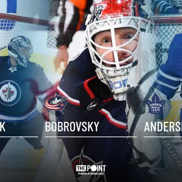 Goalie Breakdown: Hellebuyck, Bobrovsky, Andersen