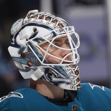 Can Martin Jones Find His Game in Time For Playoffs?