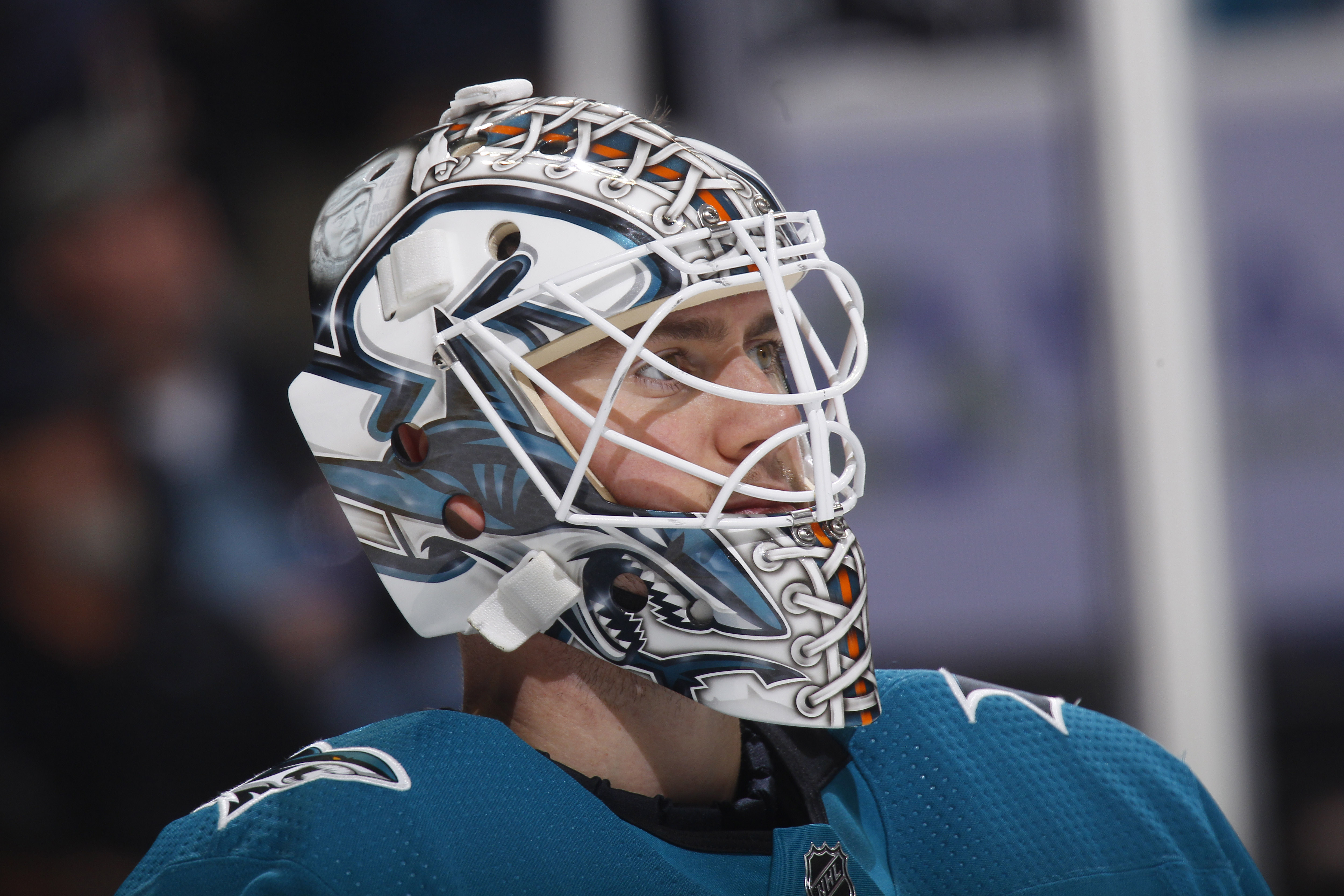 Can Martin Jones Find His Game in Time For Playoffs? - The