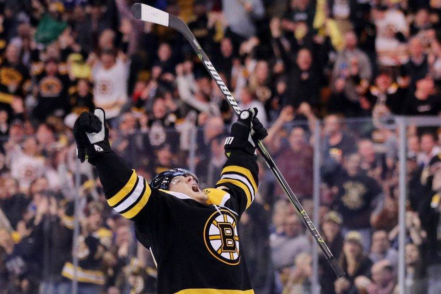 Bruins dominate Blue Jackets in a Number of Key areas in Game 1