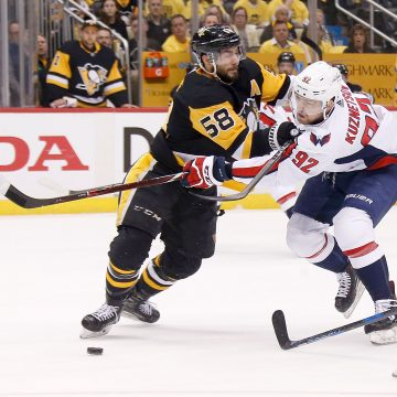 Watch Out for the Capitals On the Rush Tonight as They Look to Stay Hot Against the Penguins