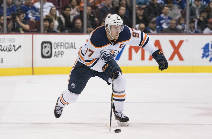 Beyond the Box Score: McDavid in a league of his own