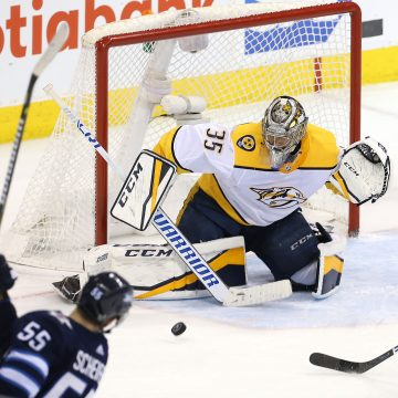 Nashville vs Winnipeg: Battle for Central Supremacy
