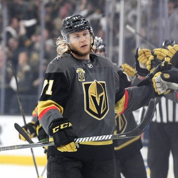 Why a 30+ goal season is in the cards for William Karlsson