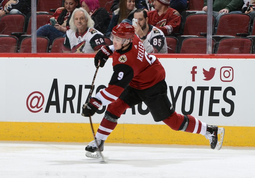 Coyotes: What 0 even-strength goals in 5 games looks like
