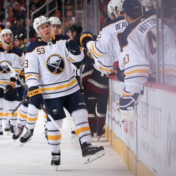 Point Shot: Jeff Skinner Owned the West Coast
