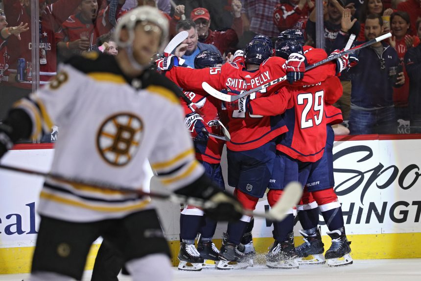 Point Shot: Bruins Picked Apart in Ways We Haven't Seen In Years