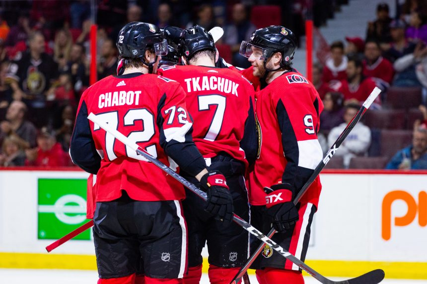 Flashes of Potential in Ottawa