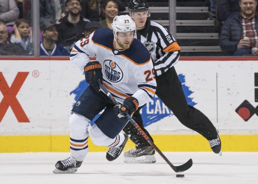 Draisaitl criticism justified? No.