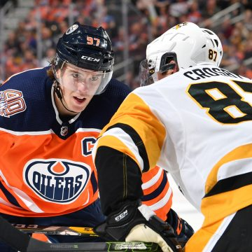 Crosby vs McDavid: What a Night!