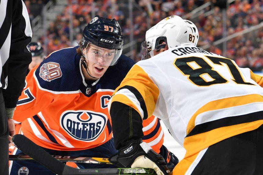 Crosby vs McDavid: What a Night!