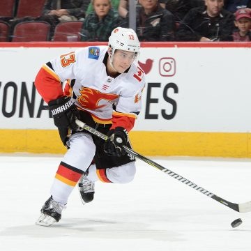 Point shot: Johnny Hockey taking his game to another level