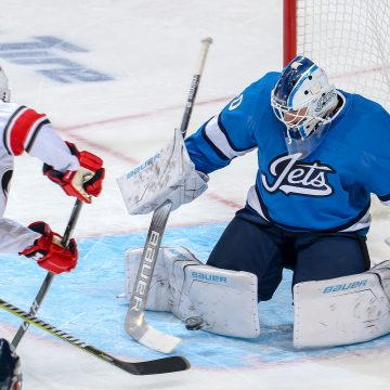 Is Laurent Brossoit the NHL's Best Backup Goalie?