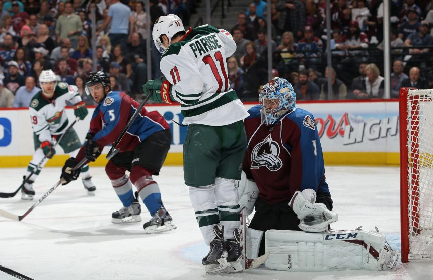 Point Shot: A Good Start for Zach Parise