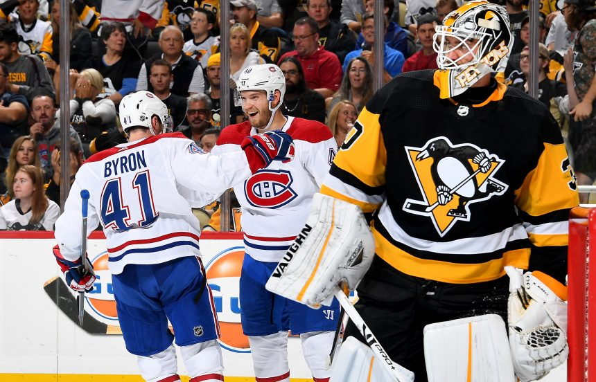 Point Shot: A Less Than Ideal Start for the Penguins