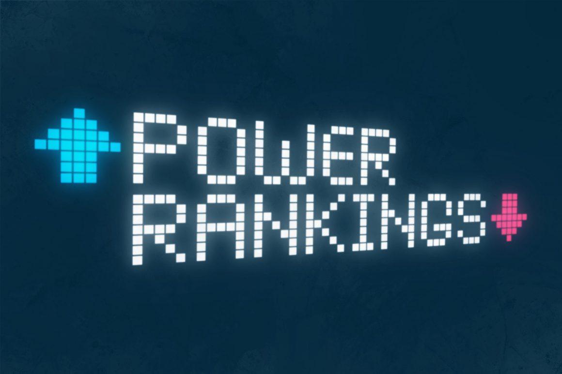 Power Rankings: Week 7