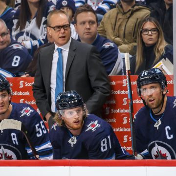 Top Jets Line's Shot-Attempt Differential? Don't Worry About It