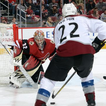 Point Shot: The Avalanche's top PP takes on Arizona's top PK