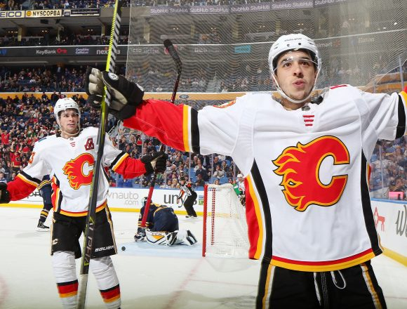Johnny Hockey Snaps Goal Drought With Season-Best Performance