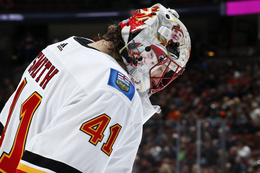 Goalie controversy in Calgary? There shouldn't be
