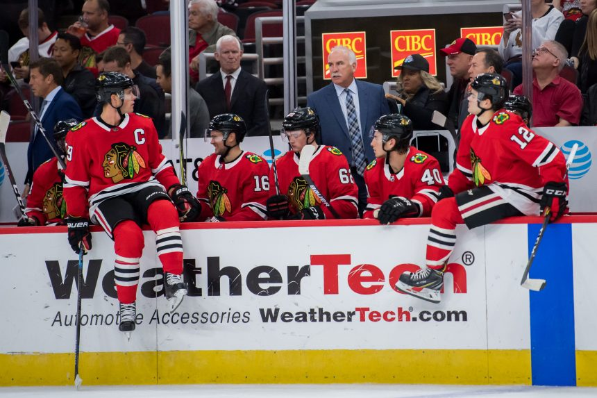 Poor team defense continues to cost Hawks, costs Quenneville job