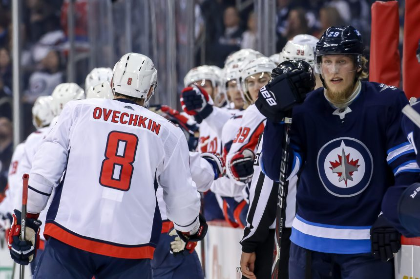 VIDEO: Laine vs Ovechkin: Who is the bigger powerplay threat?
