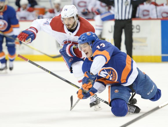 Canadiens Jump Into Playoff Spot with Win Over Islanders