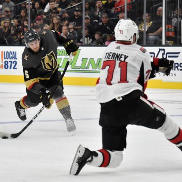 Point Shot: Vegas looks to find its groove in Ottawa