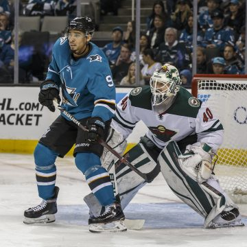 Point Shot: Wild's great defense against Sharks' amazing offense
