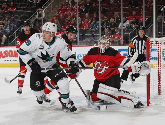 Timo Meier and His Love of the Slot
