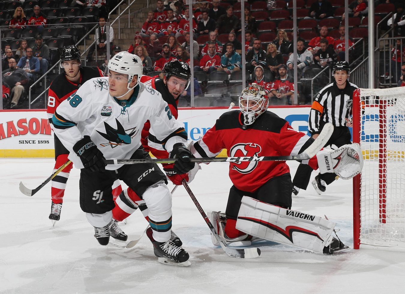 Timo Meier and His Love of the Slot - The Point Data-driven hockey ... a55d59d95
