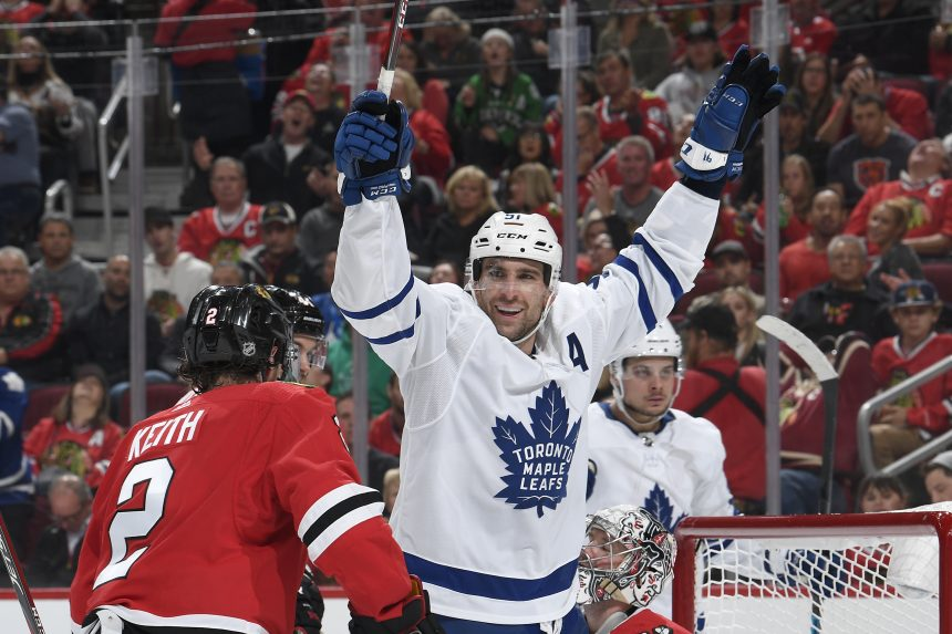 Point Shot: Maple Leafs Stick to their Gameplan in Comeback Win