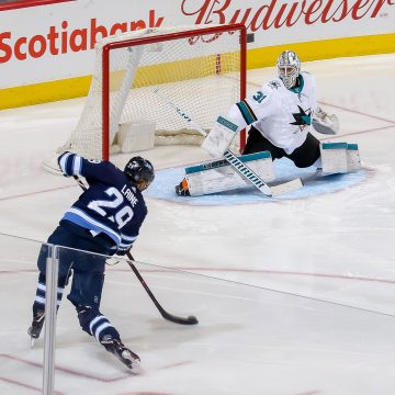Patrik Laine's November to Remember