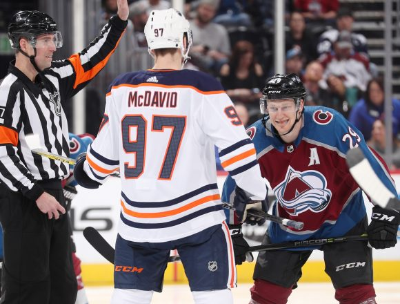 Tonight: McDavid vs MacKinnon – Don't Blink