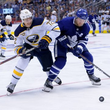 Point Shot: Leafs and Sabres need to wake up defensively