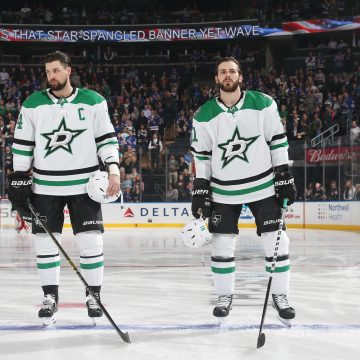 Point Shot – Sabres vs Stars: A Battle of Top-Heavy, Fringe Playoff Teams