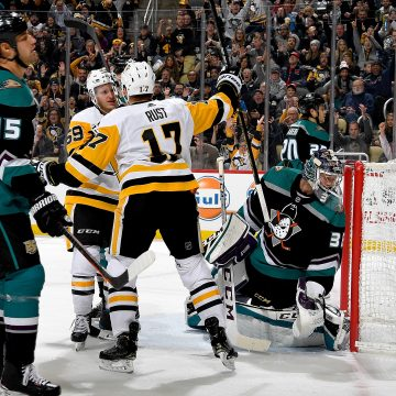 Bryan Rust is Putting up Ridiculous Numbers