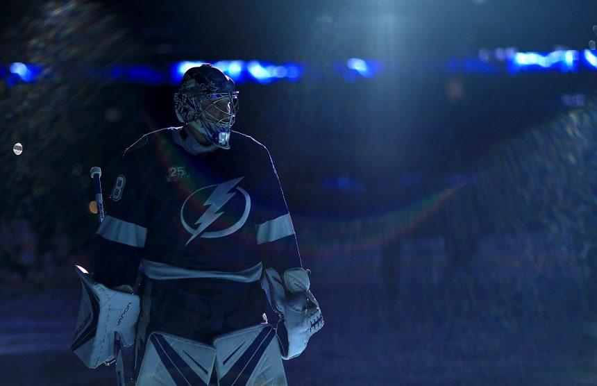 Beyond the Box Score: Vasilevskiy shines in return to Lightning net