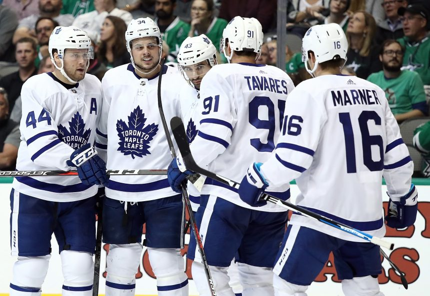 What Happened To The Leafs Top PP Unit?