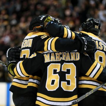 Point Shot: A great game from Marchand doesn't end with the right result for the Bruins