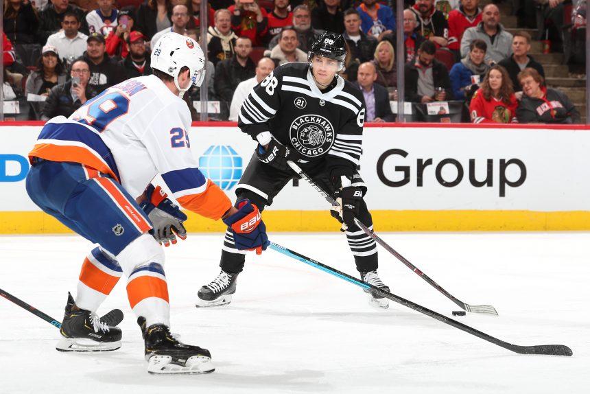 Point Shot: Barzal vs Kane in a Battle of Puck Possession Kings