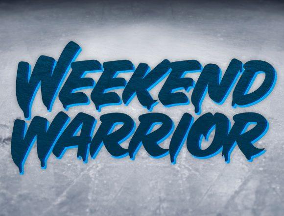Weekend Warrior: Corey Crawford